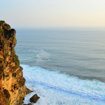 indonesia cliff